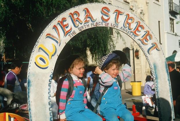 Olvera Street wśród najwspanialszych miejsc w USA
