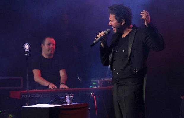 Andrzej Piaseczny zachwycił publiczność na koncercie w Kielcach
