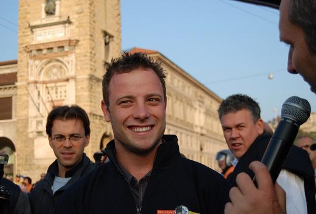 Pistorius wyszedł z więzienia. Resztę kary odbędzie w willi wuja