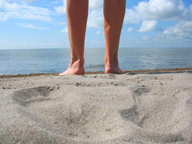 Wszedł do dołu na plaży, zasypał go piasek. 35-latek nie przeżył