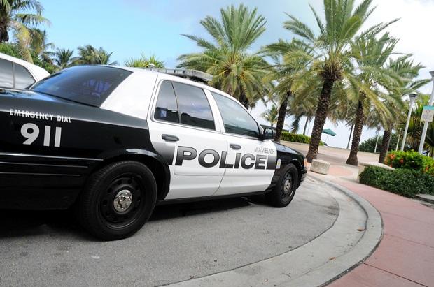 Trzej policjanci z Miami z zarzutami handlu narkotykami