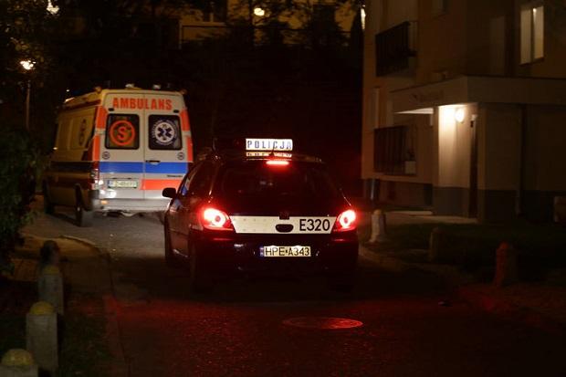 Poznań – policja w pościgu za… karetką