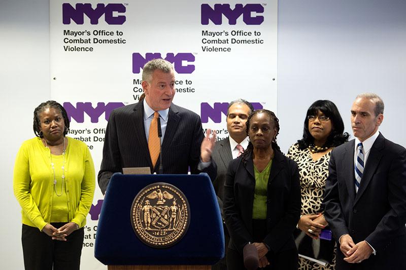 Family Justice Center powstało na Staten Island