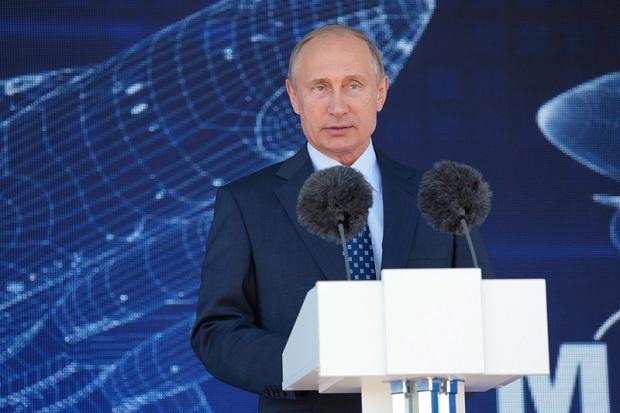 """Magazyn """"Forbes"""": Władimir Putin najbardziej wpływowym człowiekiem świata"""