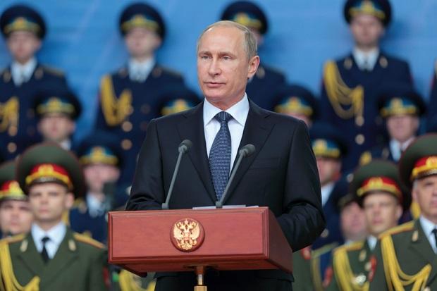 Putin: Rosja nie da się wciągnąć w wyścig zbrojeń