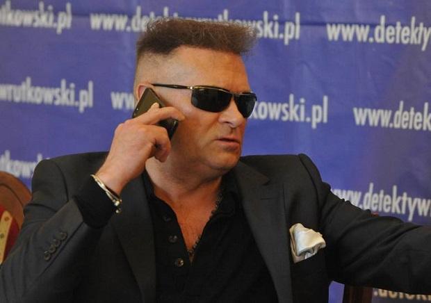 """Czy Rutkowski zmieni zawód? Wystąpił w teledysku disco-polo """"Jesteś moim aniołem"""""""
