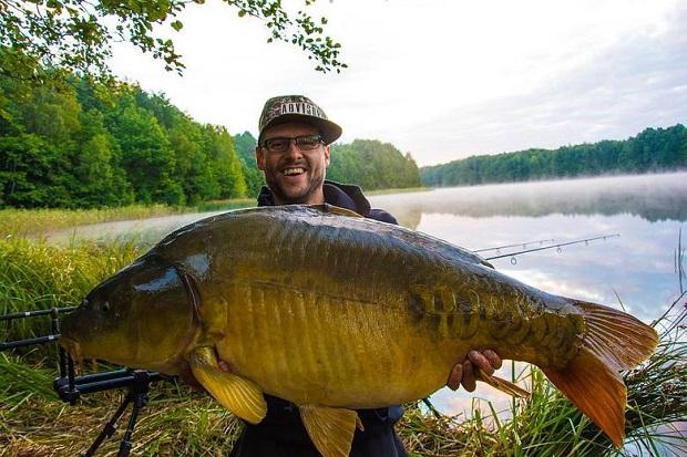 To nie fotomontaż – takie ryby łowi Radek Kulczycki (zdjęcia)