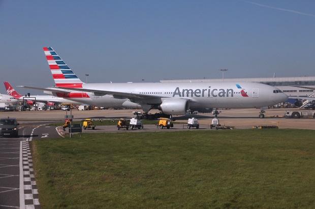 Pilot American Airlines zmarł podczas lotu