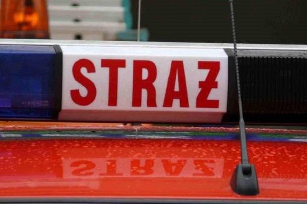 Strażacy z Kluczborka zapobiegli samobójstwu gimnazjalisty
