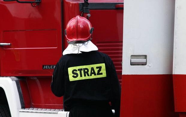 Wybuch gazu w domu przy ul. Krętej w Lublinie. Pięć osób zostało rannych
