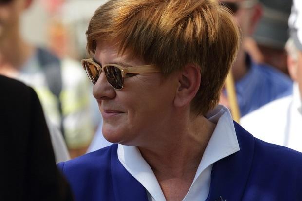 Polska Angela Merkel ? – sylwetka Beaty Szydło