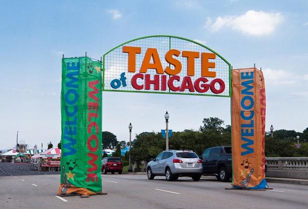 Burmistrz Emanuel ogłosił listę restauracji na Taste of Chicago 2018