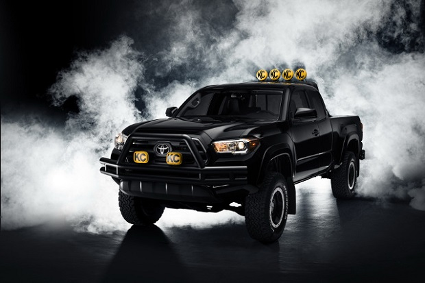 Toyota Tacoma w wersji Back to the Future