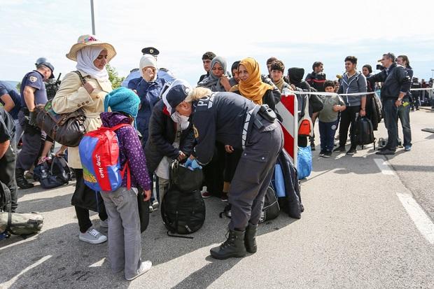 Niemcy: Kłótnia o politykę migracyjną