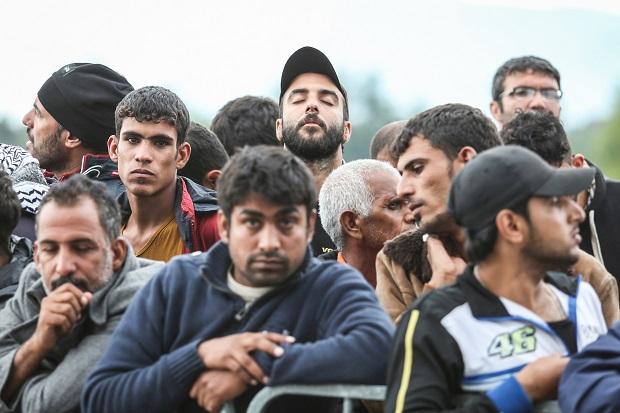 5 rannych podczas bójki w ośrodku dla uchodźców w Hamburgu