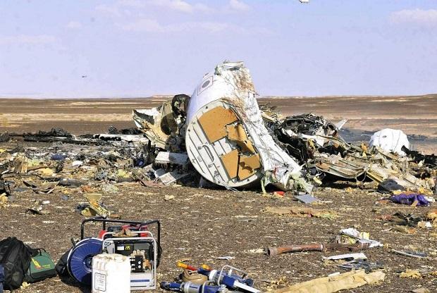 ISIS ujawnia szczegóły zamachu na rosyjski samolot