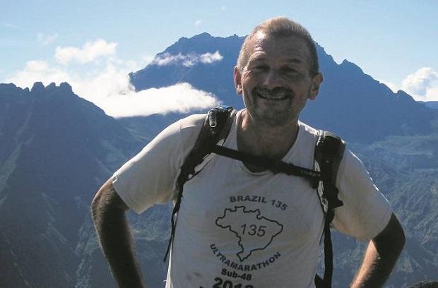 Lekarz z Sandomierza zaliczył jeden z najtrudniejszych maratonów na świecie