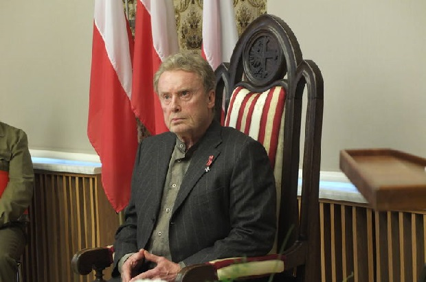 Daniel Olbrychski honorowym obywatelem Opola