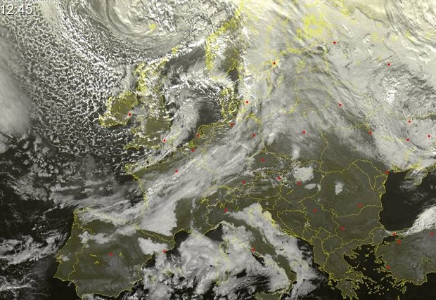 Cyklon Abigail nadciąga nad Polskę!