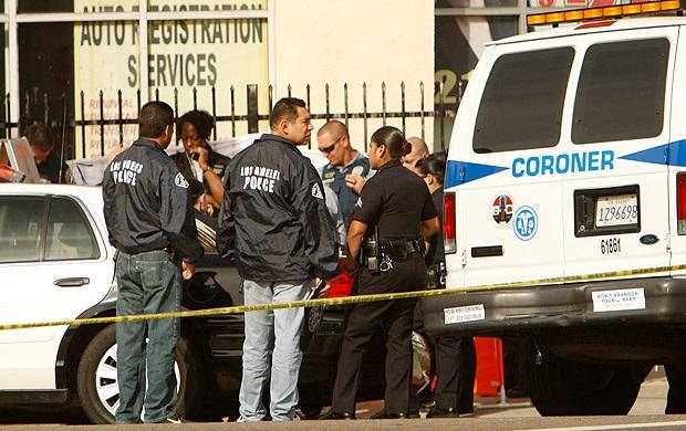 15-latek zastrzelony w Los Angeles. 14-latek w stanie krytycznym