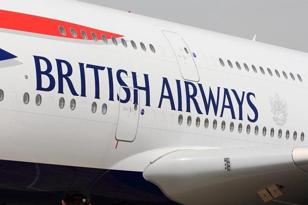 Poważne awarie systemów British Airways