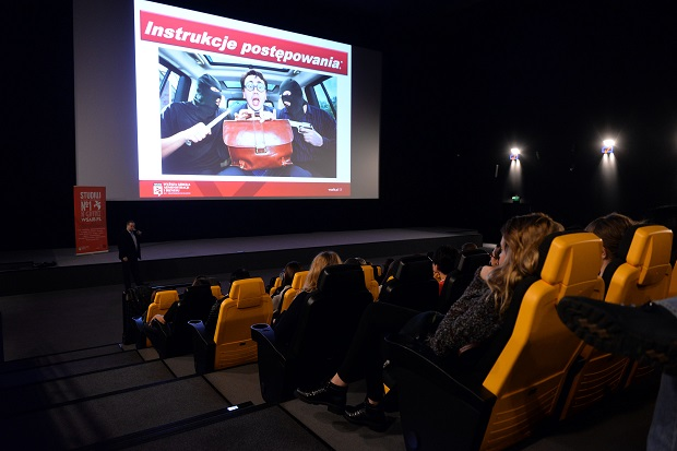 Kino za Rogiem – dociera do małych miast i wsi