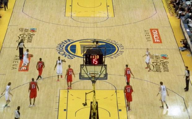 Golden State Warriors o krok od wyrównania rekordu