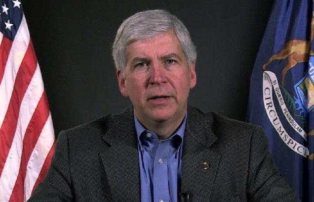 Gubernator Michigan wśród najgorszych przywódców na świecie
