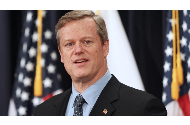 Charlie Baker najpopularniejszym gubernatorem w USA