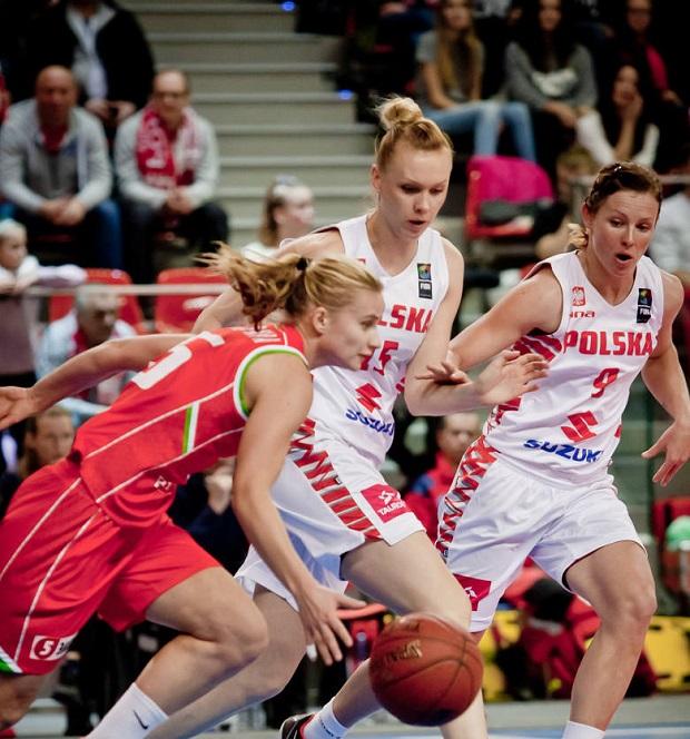 Bardzo dobry początek kwalifikacji do EuroBasketu. Polki lepsze od Białorusi