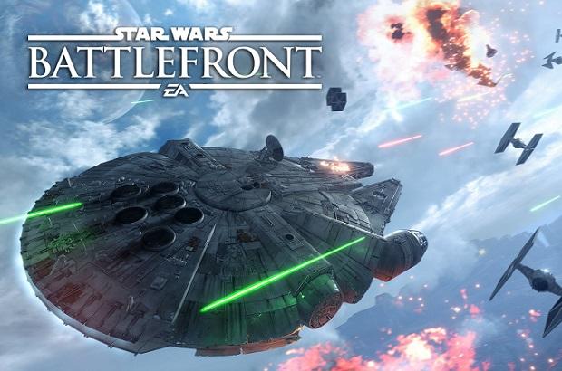 """""""Star Wars Battlefront"""" – Gwiezdne wojny na ekranie komputera"""