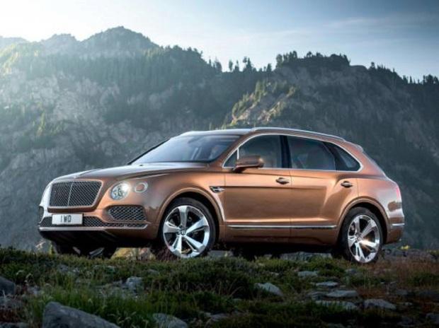 Bentley Bentayga – pierwszy SUV tej marki