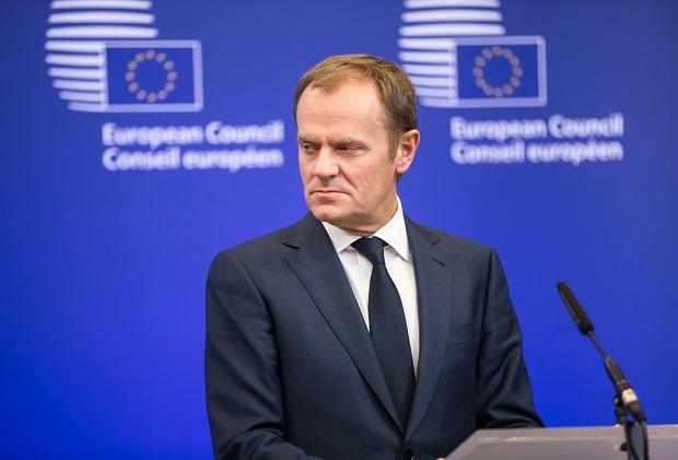 Tusk apeluje do Niemiec o wzmocnienie ochrony granic UE