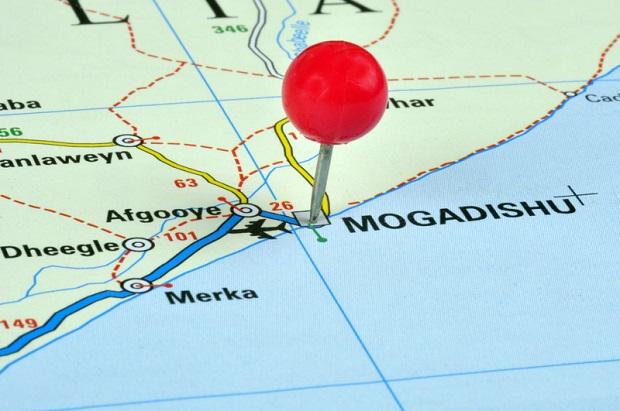 Atak na hotel w stolicy Somalii, są zabici