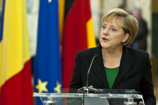 """Angela Merkel człowiekiem roku magazynu """"Time"""""""