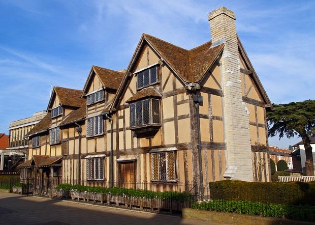 Nowy Dom Szekspira w Stratford