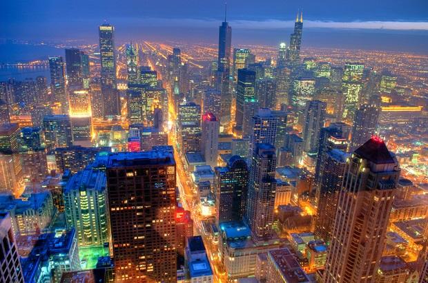 Donald Trump: Chicago to dwa różne miasta w jednym
