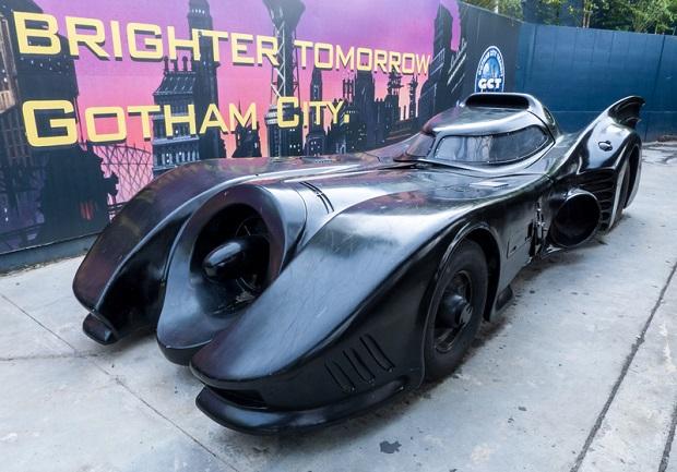 Zmarł twórca Batmobilu