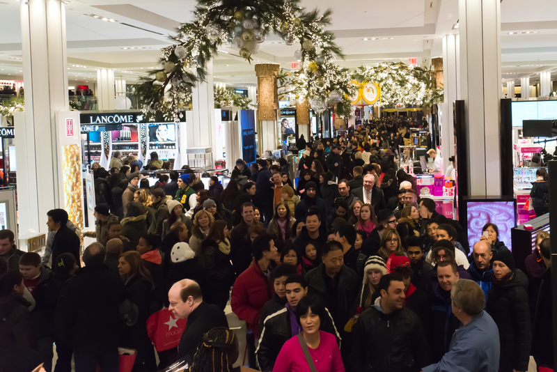 Amerykanie wydzadzą do Świąt Bożego Narodzenia 465 miliardów dolarów