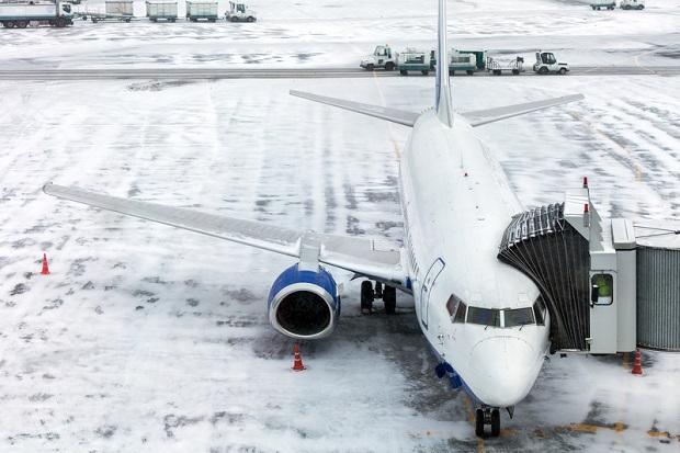 Linie lotnicze ze względu na pogodę ułatwią zmianę daty wylotu z Chicago