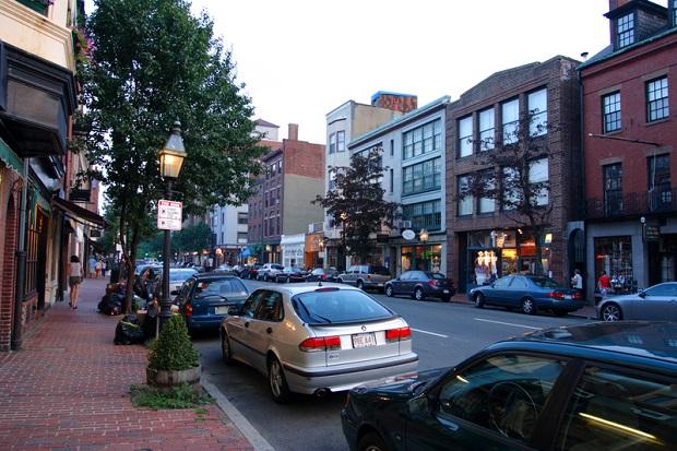 650 tysięcy dolarów za miejsce parkingowe w Bostonie