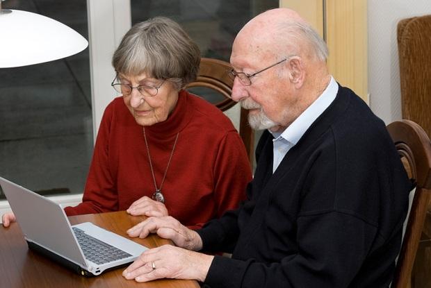Ponad 3/4 Polaków powyżej 50 roku życia nie korzysta z Internetu