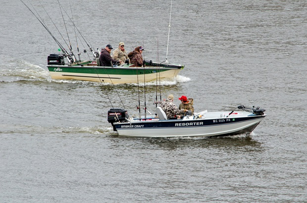 Nowe przepisy dotyczące rybołówstwa w Michigan