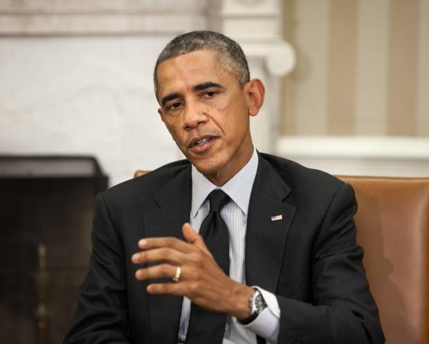 Barack Obama w CNN o ograniczeniu dostępu do broni