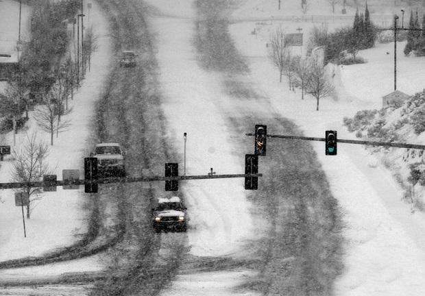 Śnieg, lód i… wypadki