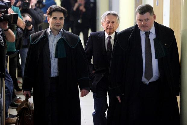 Roman Polański wraca do USA. Czas zakończyć sprawę sprzed czterdziestu lat