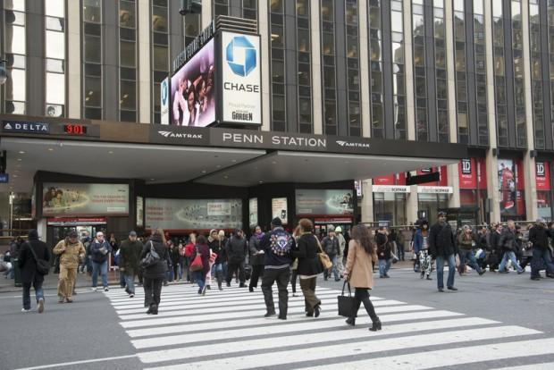 Wznowiono usługi na Penn Station w Nowym Jorku