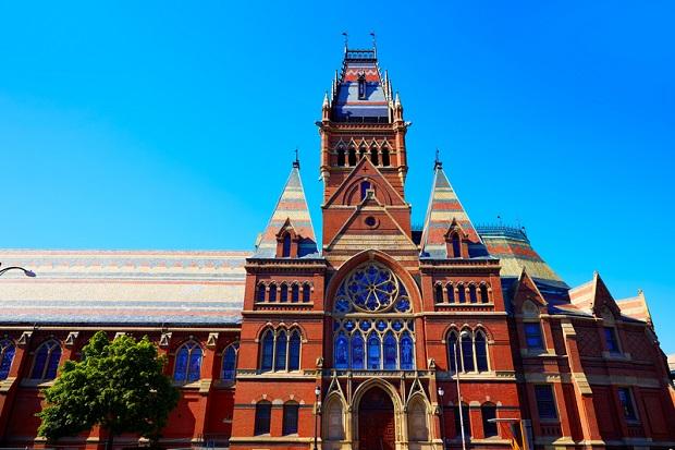 Syn imigrantów nowym rektorem Harvarda