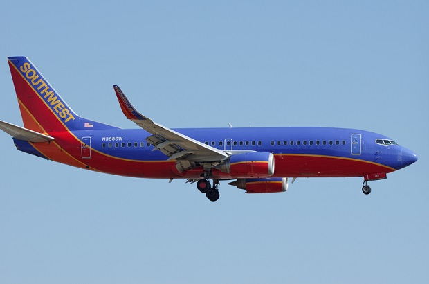 Linie Southwestodwołały loty z Midway