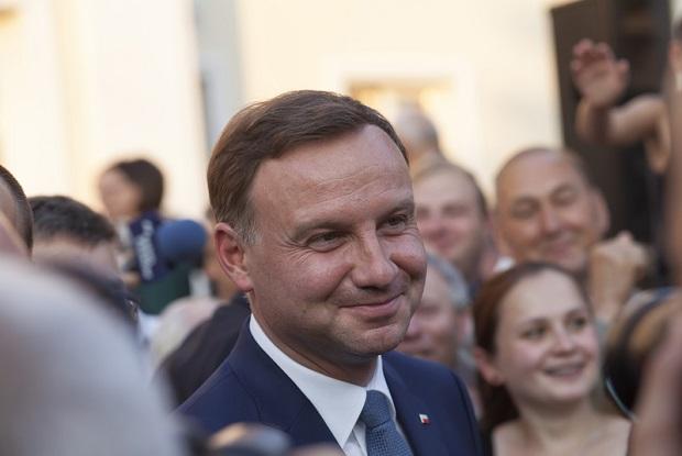 Prezydent Duda wylatuje do Rumunii